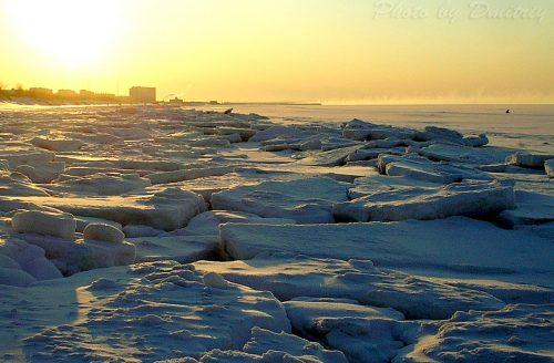 Солнечный лед