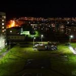 Ночные ягры - ночной Северодвинск
