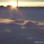 Снежные холмы