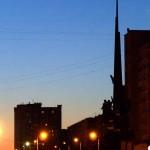 Улица Ломоносова - Зима 2009