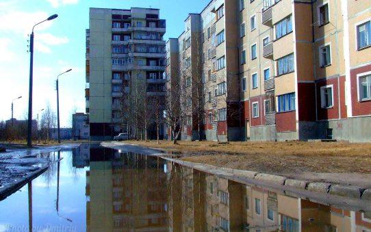 Наводнение по-квартальски