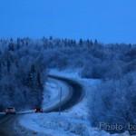 Зимние дороги - Зима 2010