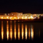 Ночной Манхэттн по-Северодвински - Осень 2011
