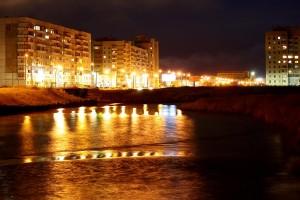 """Квартал """"И"""" и река Кудьма"""