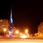 Ночной проспект Морской