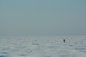 Одиночество на Белом море