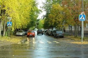 улица Индустриальная