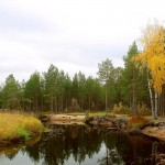 Третья речка (р. Кудьма)