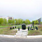 Памятник на набережной Ченслеру