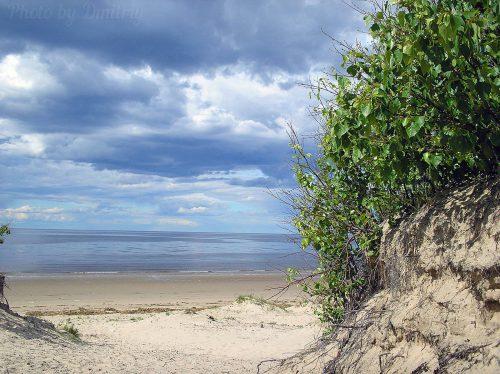 Дюны на Яграх