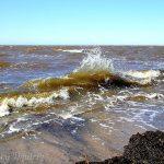 Волнение белого моря