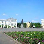 ул. Советская, площадь Победы