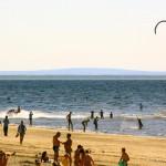 Курортный сезон на Белом море