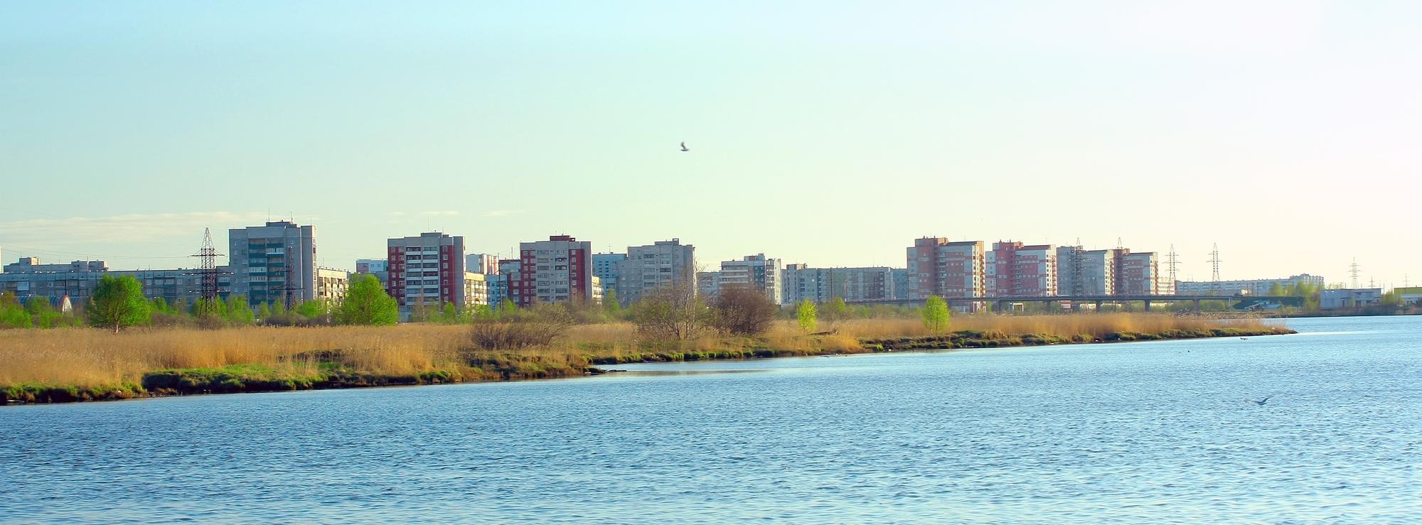 "Панорама квартала ""К"". Северодвинск"