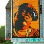 Граффити Северодвинска - весна 2013