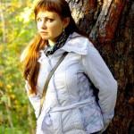 У дерева - Осень 2013 (Фото города Северодвинска)