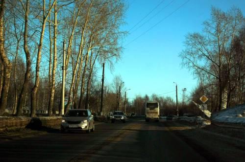 ул. Логинова - Ягринское шоссе