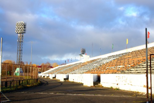 "стадион ""Север""- осень 2015"