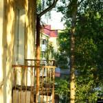 Балконы на ул. профсоюзной