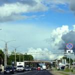 Архангельское шоссе - лето 2016