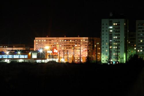 пр. Морской, ТЦ Сити