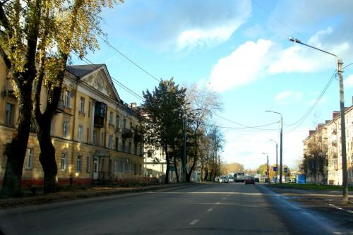 ул. Железнодорожная