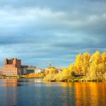 Озеро театральное