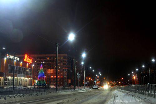 пр. Морской, Сити