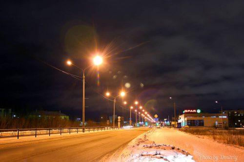 Архангельское шоссе, Spar