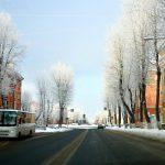 пр. Ленина, площадь Ломоносова