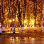 Парк (ул. Мира / ул. Логинова)